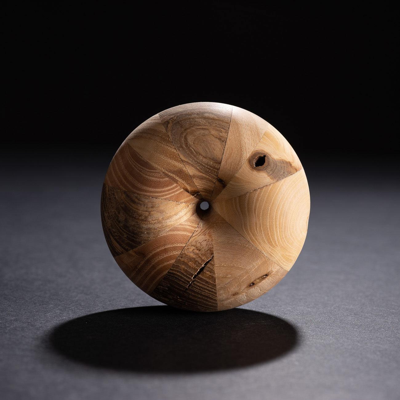 Raum der Stille - Modell eines Objektes im Maßstab 1:10